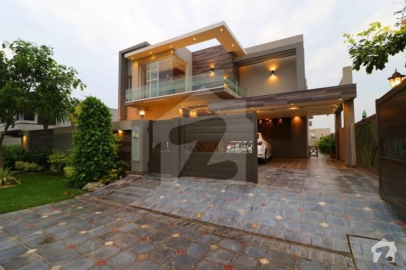 1 Kanal Brand New Classical Mazhar Munir Design Bungalow For Sale Outclass Location