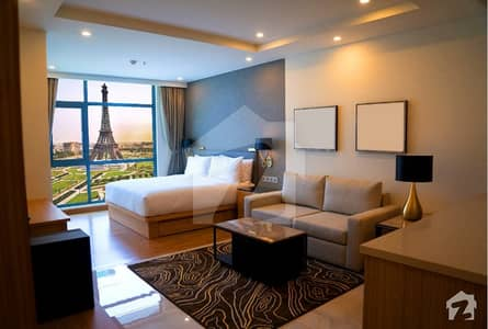 Facing Eiffel Tower Luxury Apartment For Sale On Instalment In Bahria Town Lahore