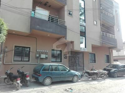 2nd Floor Flat With Roof Available For Sale