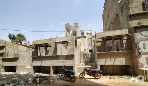 Flat Available For Sale In Liaquatabad - Block 1
