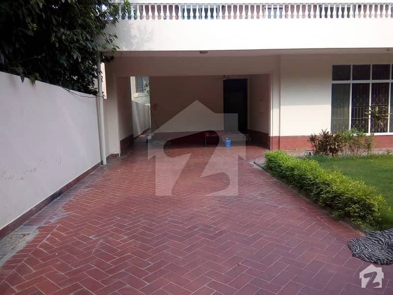 24 Marla Peaceful Location Renovated House