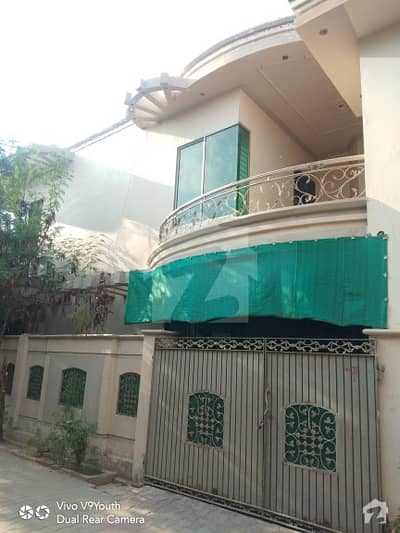 5 Marley  Double Storey House  For Sale At  Chaudry  Town Near Cheema Town Phase 1