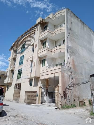 بہارہ کھوہ اسلام آباد میں 3 کمروں کا 1.05 کنال عمارت 12 کروڑ میں برائے فروخت۔