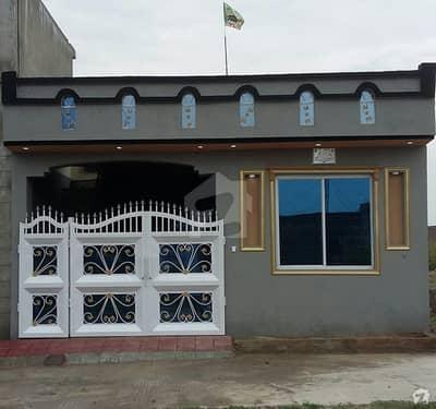 Samarzar Housing Society House Sized 3 Marla Is Available