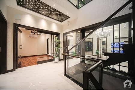 12 Marla Immaculate  Modern Design House For Sale In Dha Lahore