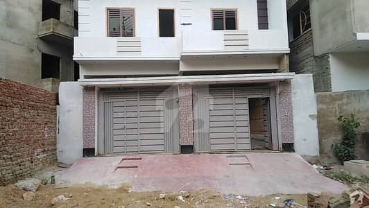 200 Yard Double Storey Bungalow For Sale In Mehran Society Qasimabad