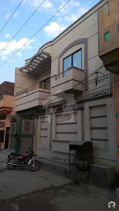 Kashmir Colony 5 Marla Single Storey House For Sale