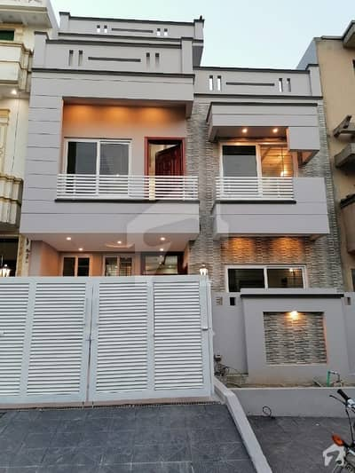 25x40 Brand New Luxury House For Sale In G 13