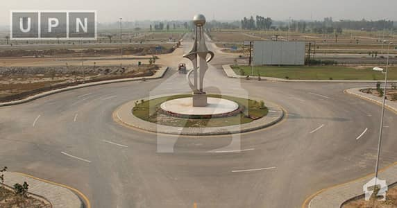 Best Deal For 8 Marla Residential Plot In Bahria Orchard Phase 3