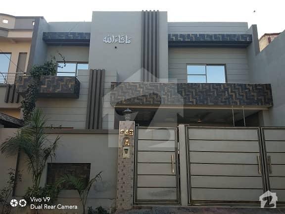 ایڈن گارڈنز فیصل آباد میں 4 کمروں کا 12 مرلہ مکان 2.65 کروڑ میں برائے فروخت۔