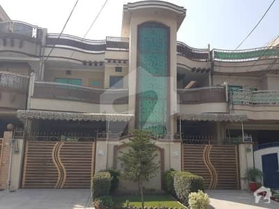 10 Marla House For Sale In Main Hayat Abad Phase 7 Sector E6