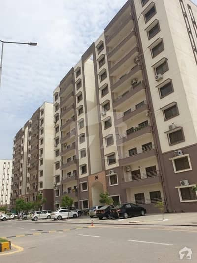 3 Bed 6th Floor Flat For Rent Ground + 9 Building With Lift Askari 5