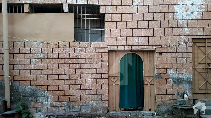 84 Sq Yard Sector 7B Ground Plus 1 Floor House Available For Sale