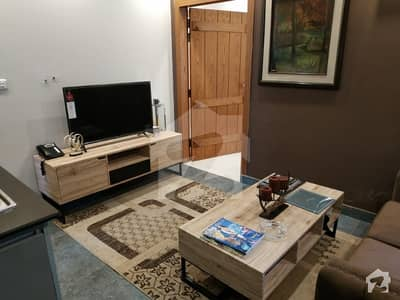 Furnished 1  Bed  Apartment For Rent