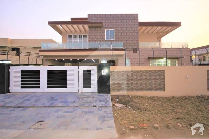 23 Marla Acs Cottons Luxurious Brand New House With Full Basement For Rent In Dha Phase 4
