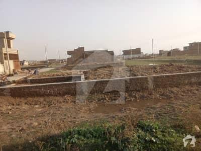 5 Marla Residential Plot For Sale Ghauri Town Phase 7
