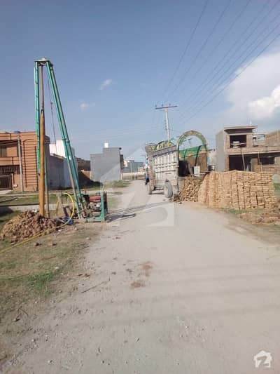 5 Marla Plot Available For Sale Ghauri Town Phase 4c2