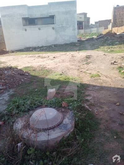 غوری ٹاؤن اسلام آباد میں 5 مرلہ رہائشی پلاٹ 22.5 لاکھ میں برائے فروخت۔