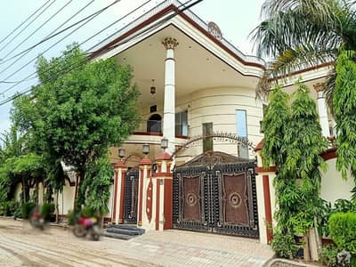 House For Sale In Beautiful Shadman Colony
