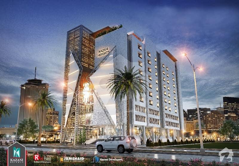 اسلام آباد ایکسپریس وے اسلام آباد میں 1 کمرے کا 3 مرلہ فلیٹ 43.2 لاکھ میں برائے فروخت۔