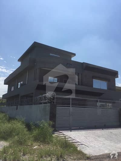 1 Kanal House New Construction For Sale In National Police Foundation O-9