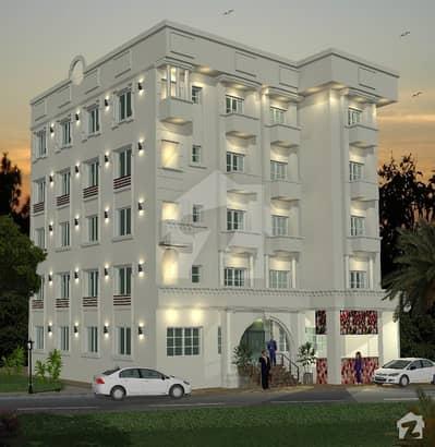 اسلام آباد ایکسپریس وے اسلام آباد میں 1 کمرے کا 3 مرلہ فلیٹ 41.86 لاکھ میں برائے فروخت۔