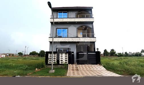 5 Marla House For Sale In AA Block Of Central Park Housing Scheme Lahore