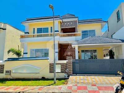 Owner built 1 Kanal Brand New 3 Units Fully Modernized Out Class Construction  Bungalow For Sale