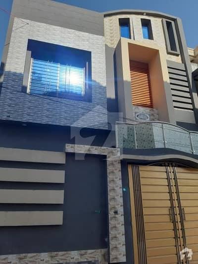 ورسک روڈ پشاور میں 5 مرلہ مکان 1.4 کروڑ میں برائے فروخت۔