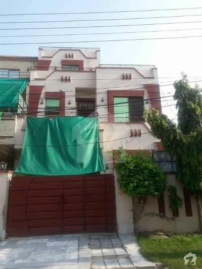 8 Marla Double StorEy Home 5bed For Sale In Johar Near Canal Road
