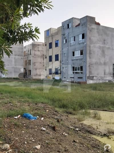 4 Marla Commercial Plot For Investment Sector B Bahria Town Lahore