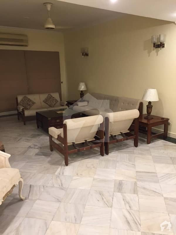 Renovated And Furnished Apartment On Ground Floor For Rent