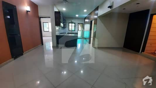 3 Bedroom Apartment  Facing Bungalow At Bukhari Commercial Area