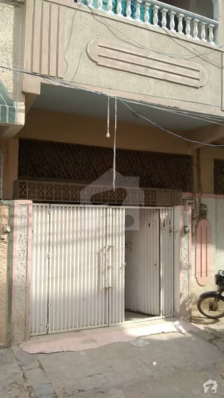 120 Sq. Yards House For Sale In Federal B Area - Block 16
