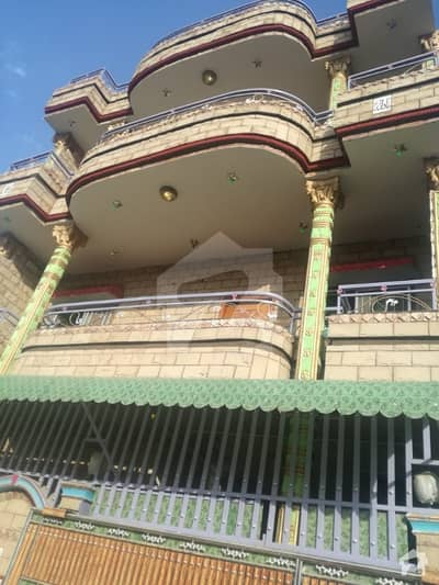 5 Marla Triple Storey House Available For Sale