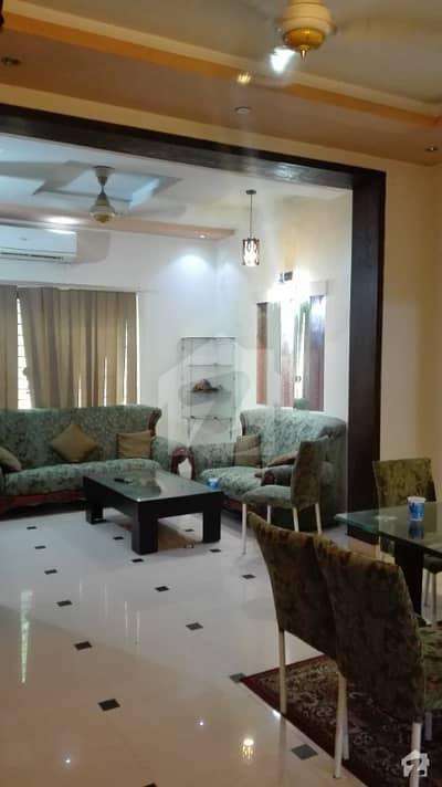 5 Marla Furnished Lower Portion For Rent