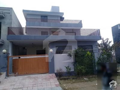 House For Sale At High Court Road Near Shell Petrol Pump Boston Valley Rawalpindi