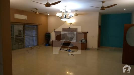4500  Square Feet Lower Portion For Rent In Beautiful Nasheman-E-Iqbal