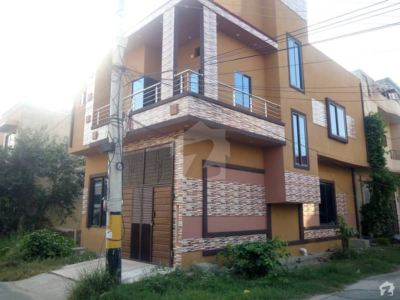 Lahore Medical Housing Society House Sized 4 Marla For Sale