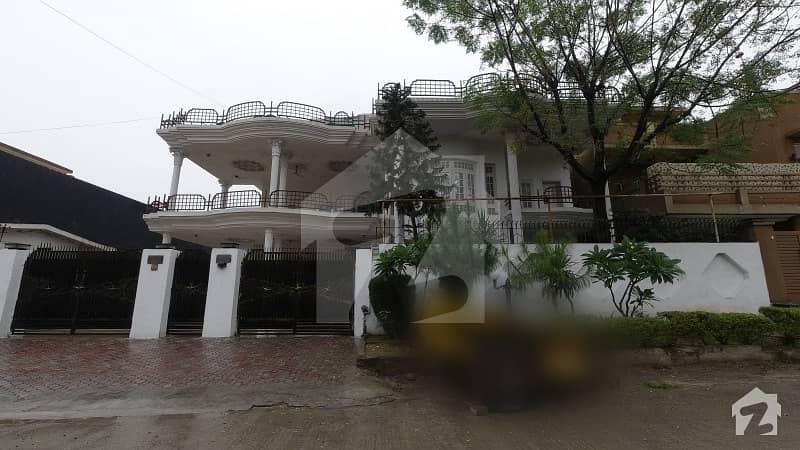 Beautifully Designed 1-kanal House For Sale In  Gulraiz Housing Society Phase 2 Rawalpindi