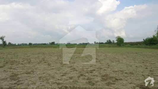 8 Kanal Form House Land For Sale At Main Boulevard Of Lahore Greens Road