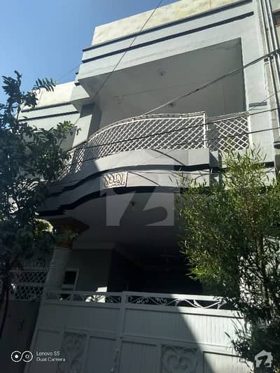 سیٹلائٹ ٹاؤن واہ میں 8 کمروں کا 5 مرلہ مکان 99 لاکھ میں برائے فروخت۔