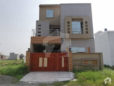 5 Marla Brand New House For Sale In Master City Housing Scheme Gujranwala