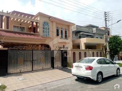 DC Colony House Sized 1 Kanal For Sale