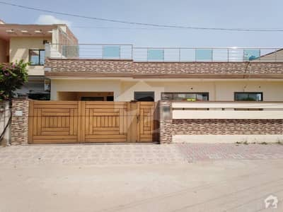 Perfect 16 Marla House In Khan Village For Sale