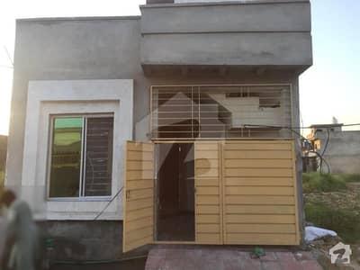 3.5 Marla Brand New House For Sale Samarzar Adiala Road