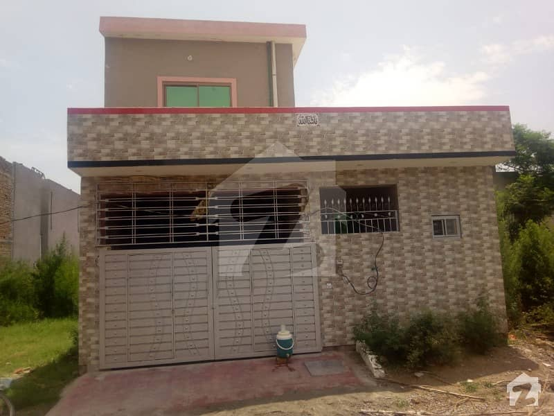 5 Marla Brand New House For Sale Samarzar Adiala Road Rwp