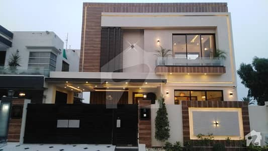 10 Marla Brand New Double Storey Designer House For Sale In DHA 11 Rahbar Phase 1 Block D Lahore