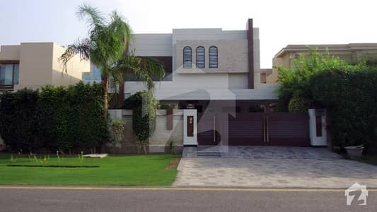 1 Kanal Semi Furnished House For Rent In G Block Of DHA Phase 5 Lahore