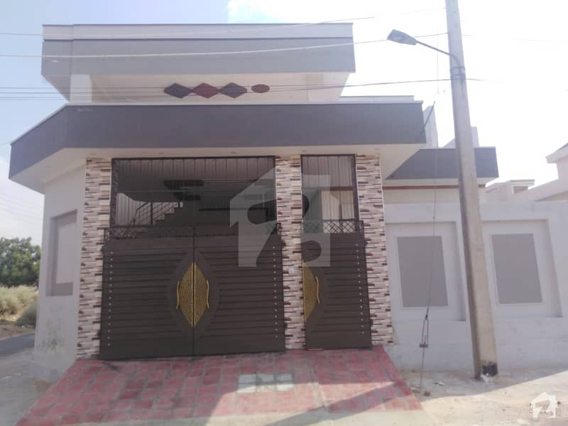 10 Marla Corner Double Storey House For Sale Block F